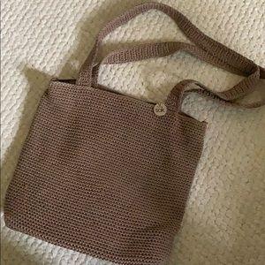 The Sak crocheted purse